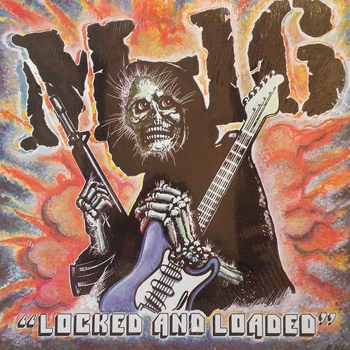 M-16 - Locked And Loaded (Anniversary Edition) (CD) (Euro Import)