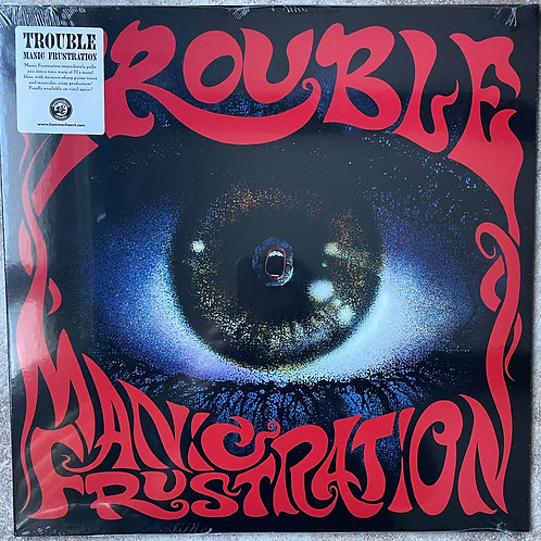 Trouble - Manic Frustration (2020 Hammerheart Records Reissue) (CD)