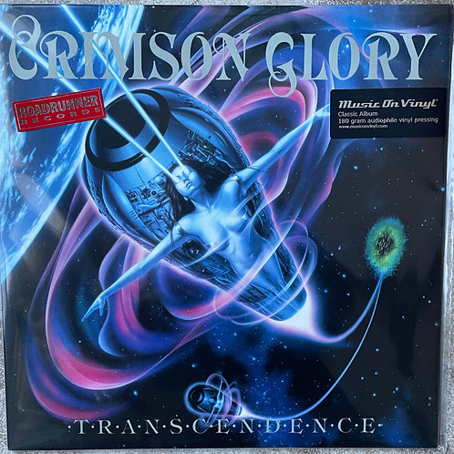 Crimson Glory - Transcendence (2018 Music on Vinyl Reissue - Black vinyl)