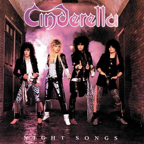 Cinderella - Night Songs (CD)