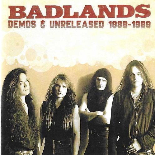 Badlands - Demos & Unreleased 1988-1989 (CD) (Euro Import)