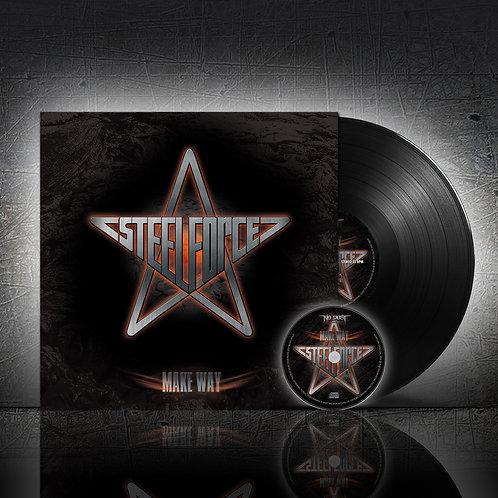 SteelForce - Make Way (Black Vinyl)
