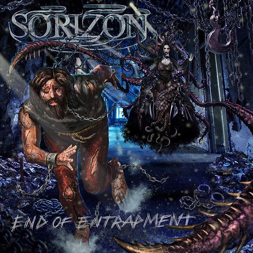 Sorizon – End Of Entrapment (Slipcase CD)