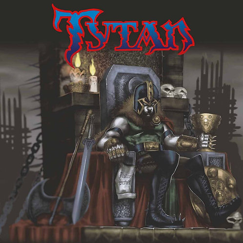 Tytan - Justice: Served (CD) (Euro Import)