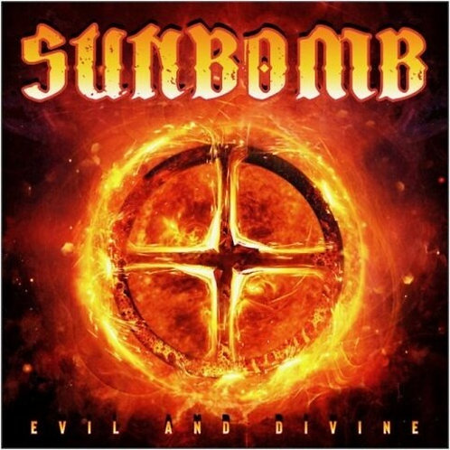 Sunbomb - Evil And Divine (Red Vinyl Edition)
