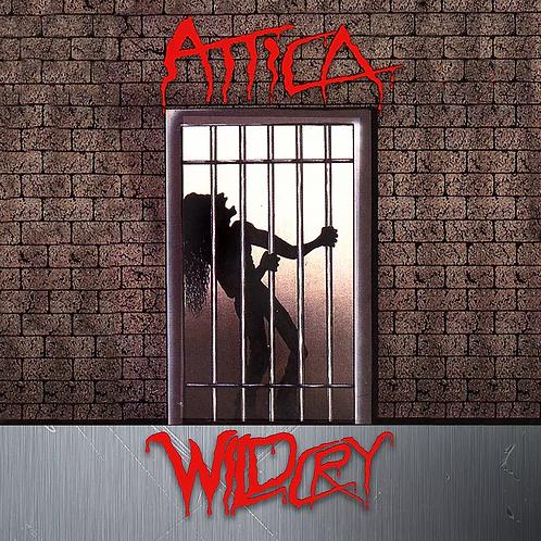 Attica - Wild Cry (2020 Reissue) (CD)