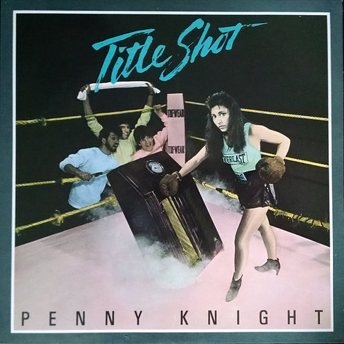 Penny Knight - Title Shot (Expanded Edition) (CD) (Euro Import)