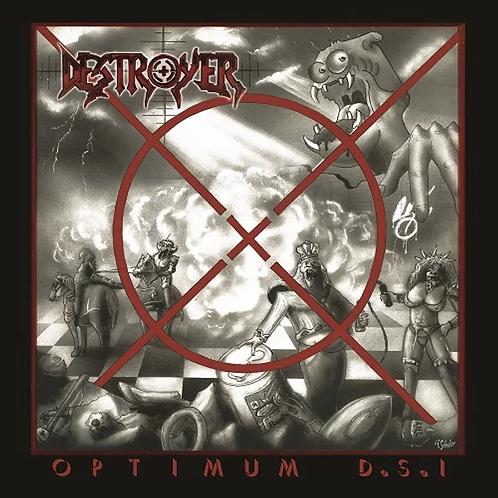 Destroyer - Optimum D.S.I (CD)