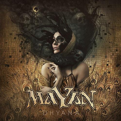 Mayan - Dhyana (Black Vinyl / 2 LP)