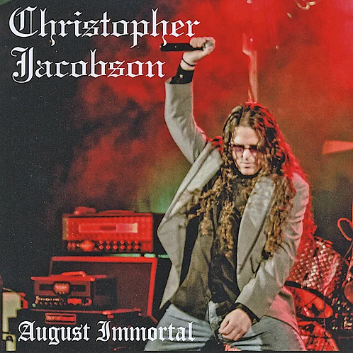 Christopher Jacobson - August Immortal (CD)