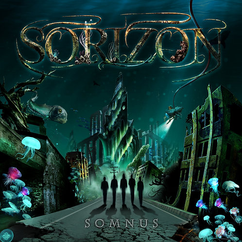 Sorizon ‎– Somnus (CD)