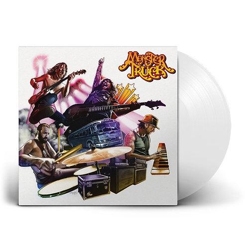 Monster Truck – True Rockers (2018 Mascot White Vinyl)