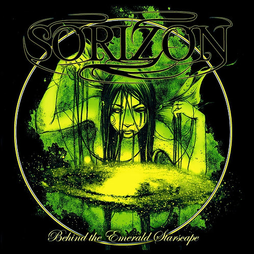 Sorizon ‎– Behind The Emerald Starscape (CD)