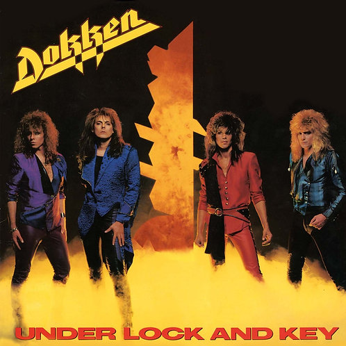 Dokken  - Under Lock And Key (CD)