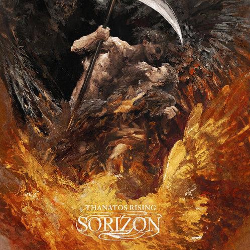 Sorizon – Thanatos Rising (Limited Gold CD Edition)