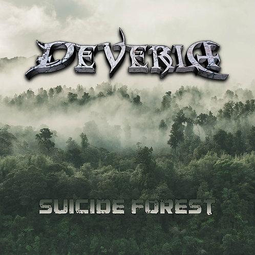 Deveria - Suicide Forest (CD in jewel case)