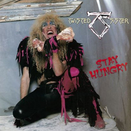 Twisted Sister - Stay Hungry (CD)