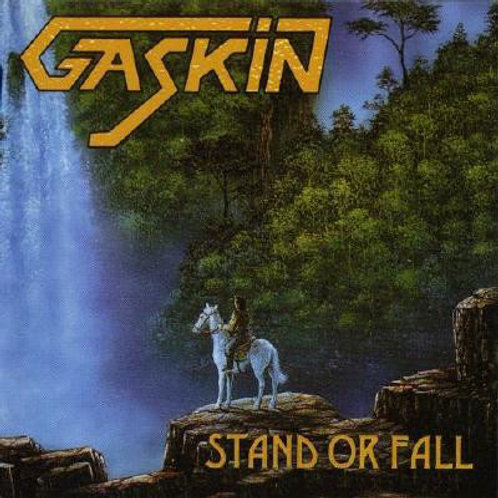 Gaskin - Stand Or Fall (CD) (Euro Import)