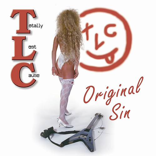 Totally Lost Cause - Original Sin (CD)
