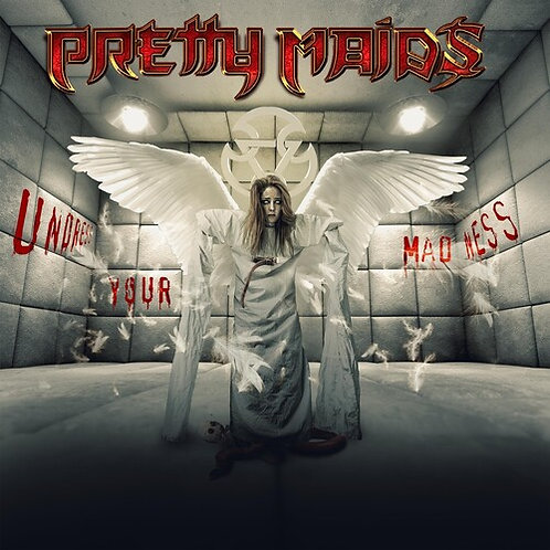 Pretty Maids - Undress Your Madness (Black Vinyl Edition)