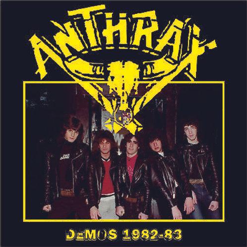 Anthrax – Demos 1982-83  (CD) (Euro Import)