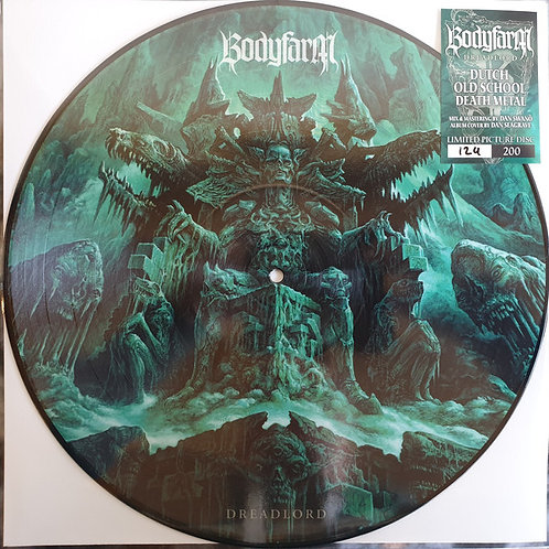 Bodyfarm - Dreadlord (Picture Disc Vinyl)