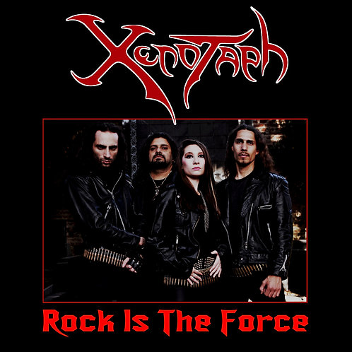 Xenotaph - Rock Is The Force (CD) (Euro Import)