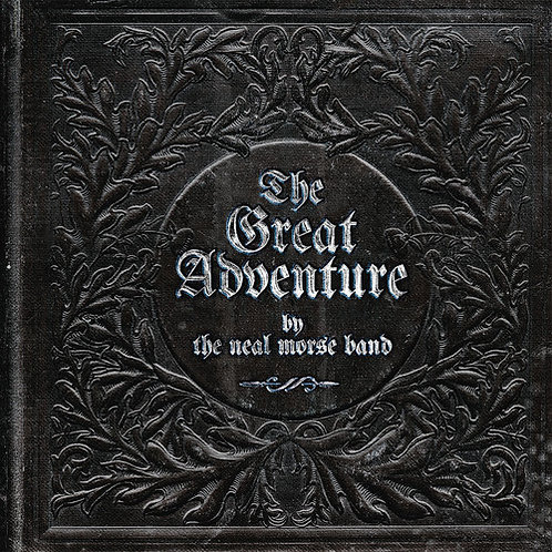 Neal Morse Band ‎– The Great Adventure (3 LP + 2 CD) (Grey Marble Vinyl)
