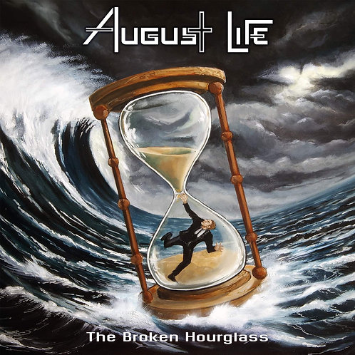 August Life - The Broken Hourglass (CD Edition)