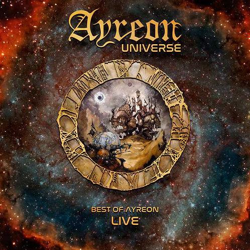 Ayreon Universe - Best of Ayreon Live! (Vinyl Edition) (3 LP)
