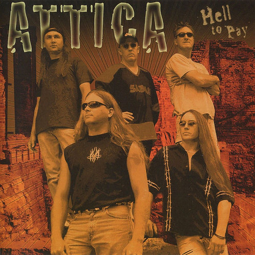 Attica - Hell To Pay (CD)