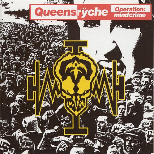 Queensrÿche – Operation: Mindcrime (CD)