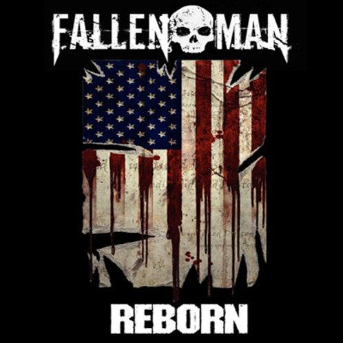 Fallen Man - Reborn (Slipcase) (CD)