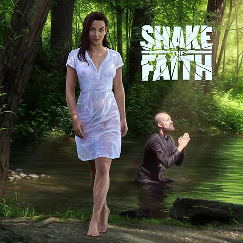 Shake The Faith - Shake The Faith  (CD)