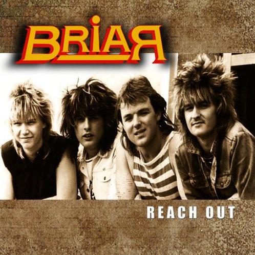 Briar - Reach Out (CD in jewel case)