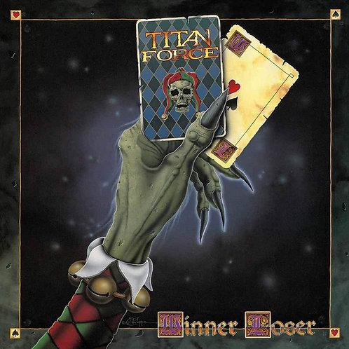 Titan Force – Winner / Loser (Vinyl)