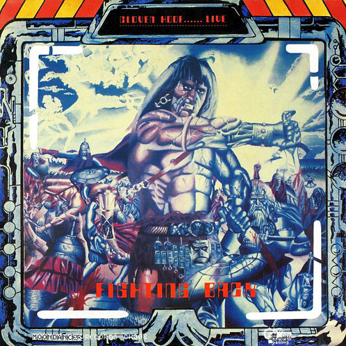 Cloven Hoof - Live...Fighting Back (CD) (Brazil Import)