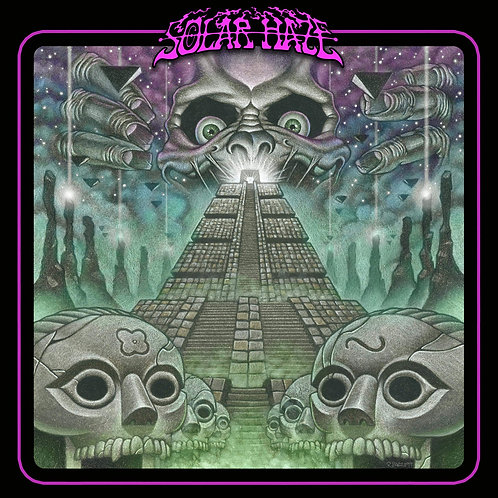 Solar Haze - Solar Haze (Black Vinyl Edition)