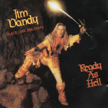 Jim Dandy - Ready As Hell (2016 Reissue) (CD) (Euro Import)