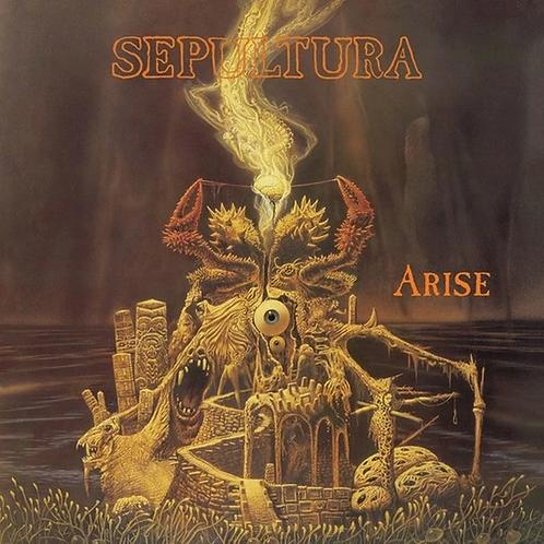Sepultura - Arise (The Sepultura Remasters) (CD)