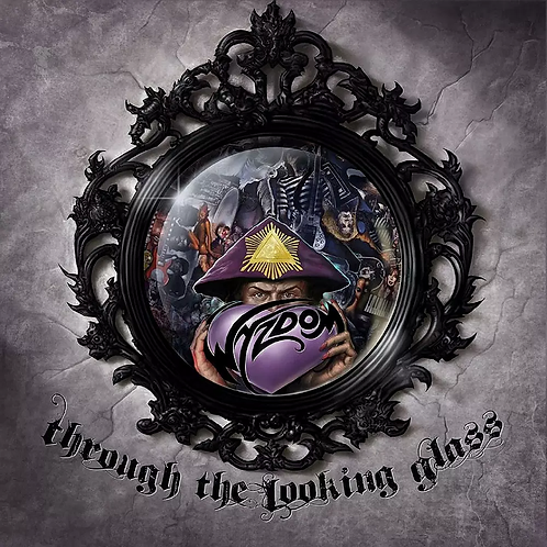 Wyzdom – Through the Looking Glass (CD)