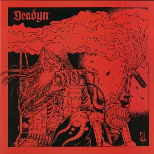 Deadyn – Back Street Heroes  (vinyl)