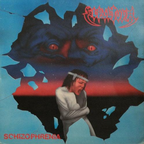 Sepultura – Schizophrenia  (2018 Reissue) (CD) (Brazil Import)