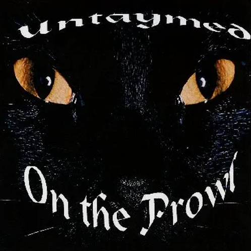 Untaymed - On The Prowl (CD)