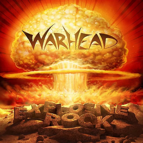 Warhead - Explosive Rock (CD)