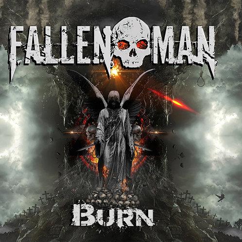 Fallen Man - Burn (10th Anniversary Edition) (CD)