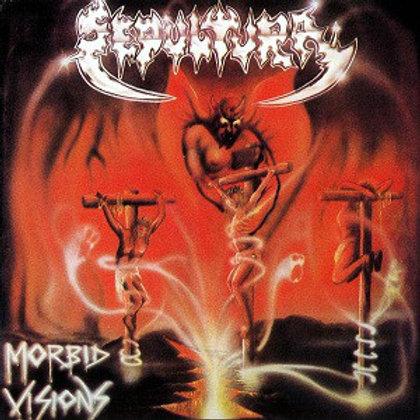 Sepultura – Morbid Visions  (Reissue) (CD)