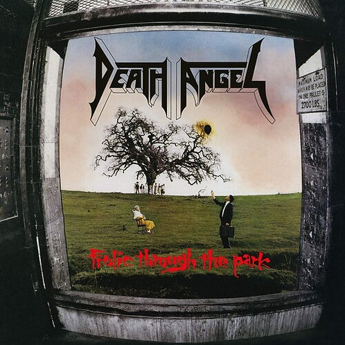 Death Angel - Frolic Through The Park (2020 Music on Vinyl Reissue - Silver)