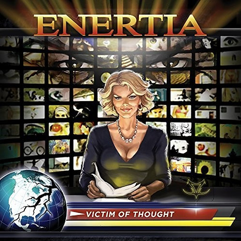 Enertia - Victim Of Thought (CD)