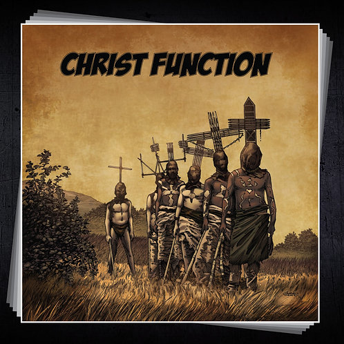 Christ Function - Christ Function (Untouched Series #3) (CD)